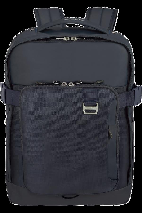 Samsonite Midtown Laptop Backpack Expandable L 15.6inch Mørkeblå