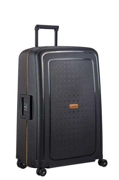 S'cure Eco Koffert med 4 hjul 75cm