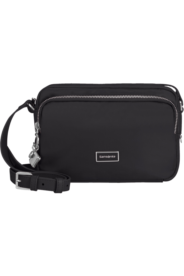 Samsonite Karissa 2.0 Pouch + Shoulder Bag M  Svart