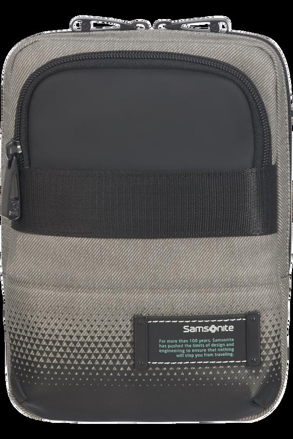 Samsonite Cityvibe 2.0 Tablet Crossover Bag S  Askegrå