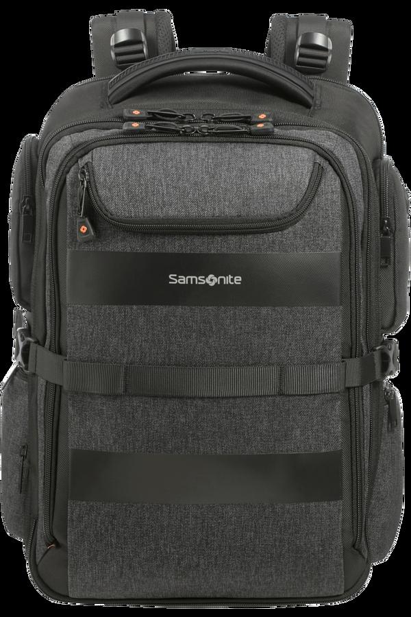 Samsonite Bleisure Backpack 15.6' Exp Overnight  Antrasitt