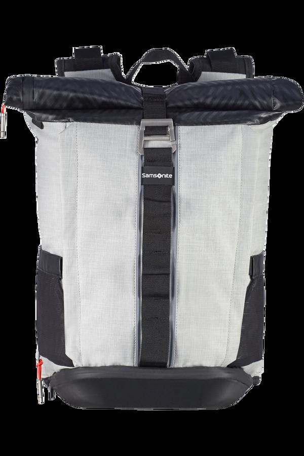 Samsonite 2WM Laptop Backpack Roll. Top  15.6inch Hvit