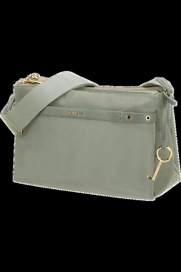 Samsonite Skyler Pro Travel Shoulder Bag  Grey Sage