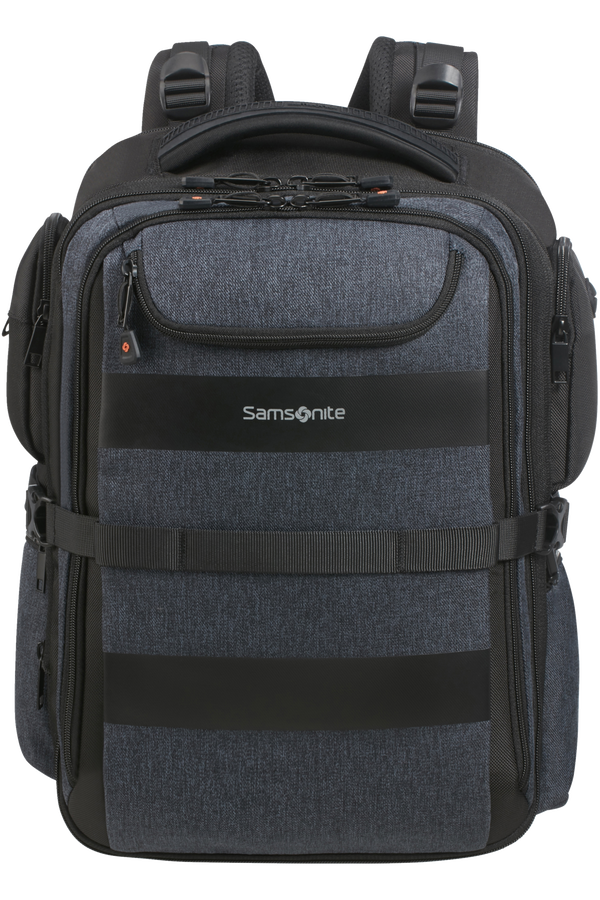 Samsonite Bleisure Backpack 15.6' Exp Overnight  Mørkeblå