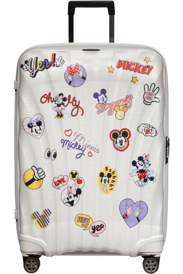 Samsonite C-Lite Disney Spinner Disney 75cm  Minnie/Mickey Stickers