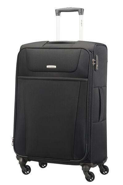Allegio Utvidbar koffert med 4 hjul