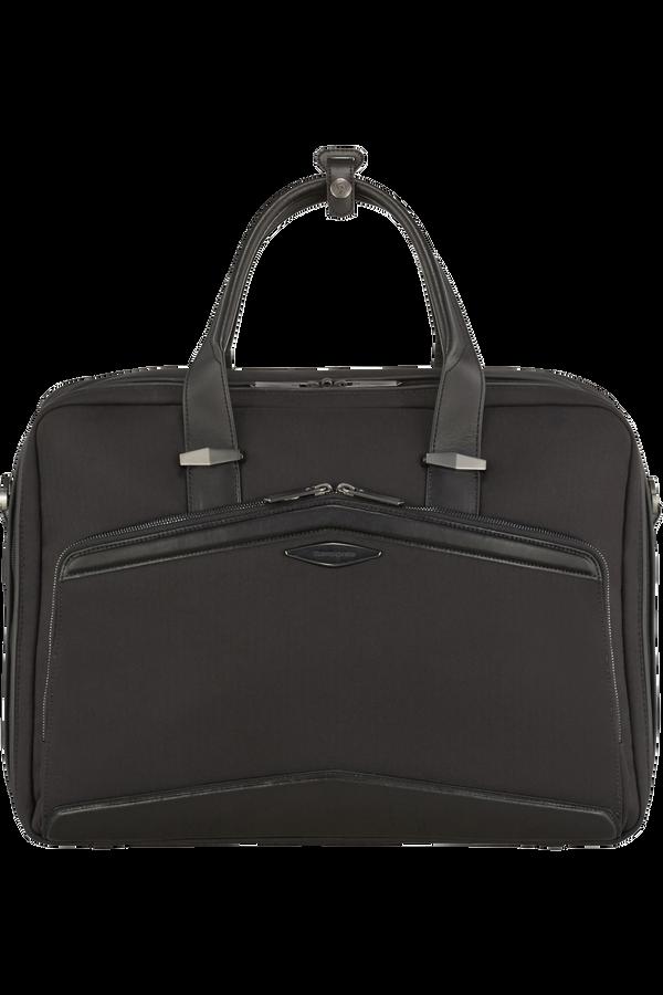 Samsonite Selar Shoulder Bag 24H  Svart