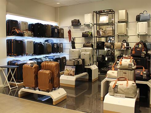 Velkommen til norges første samsonite concept store på steen & strøm!