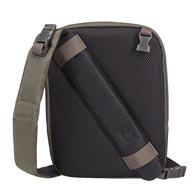Eksklusivt 2 i 1-design: fra en-stroppers slingbag till skulder veske med ett enkelt steg.