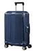 Lite-Box Koffert med 4 hjul 55cm Dyp blå