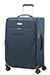 Spark SNG Utvidbar koffert med 4 hjul 67cm Blå