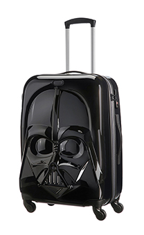 Star Wars Ultimate Spinner (fire hjul) 66cm 66 x 47 x 29 cm | 61.5 L | 3.4 kg