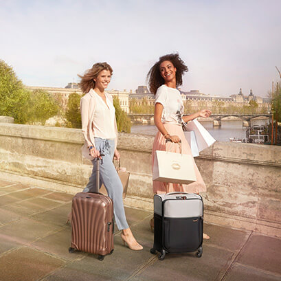 Samsonite For that stylish shopping break