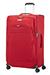 Spark SNG Utvidbar koffert med 4 hjul 79cm Rød